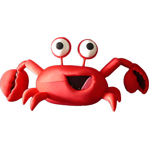 dora-the-explorer-crab-soft-props